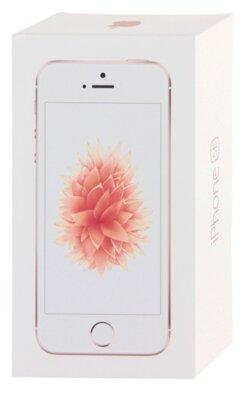 Смартфон iPhone SE 64Gb Rose Gold 5