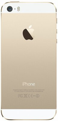 Смартфон Apple iPhone 5s 16Gb Gold Original factory refurbished by Apple 2