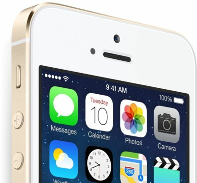 Смартфон Apple iPhone 5s 16Gb Gold Original factory refurbished by Apple 4