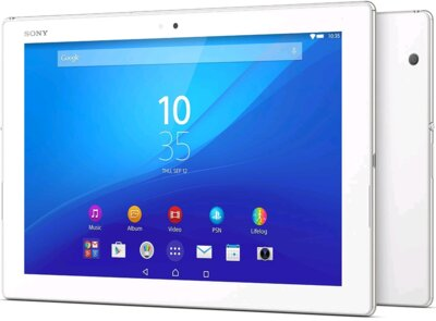 """Планшет Sony Xperia Tablet Z4 10"""" 4G 32Gb White 2"""