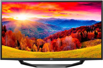 Телевізор LG 43UH610V 1