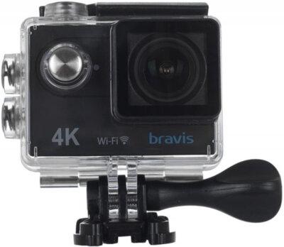Екшн-камера Bravis A1 Black 1