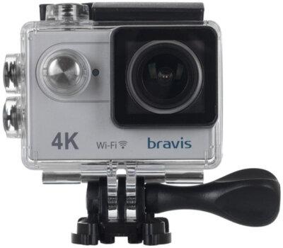 Екшн-камера Bravis A1 Silver 1