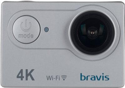 Екшн-камера Bravis A1 Silver 3