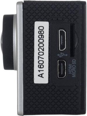 Екшн-камера Bravis A1 Silver 5