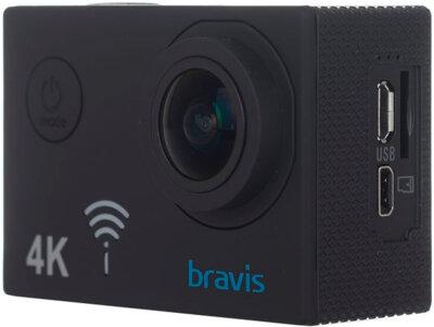 Екшн-камера Bravis A3 Black 4