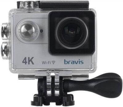 Екшн-камера Bravis A3 White 1