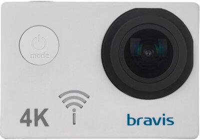 Екшн-камера Bravis A3 White 3