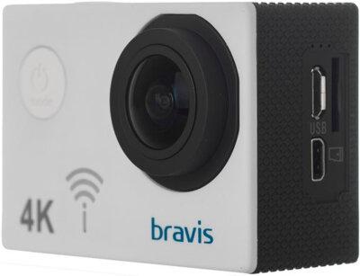 Екшн-камера Bravis A3 White 4