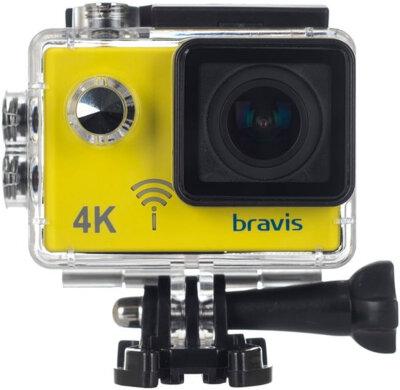 Экшн-камера Bravis A3 Yellow 1