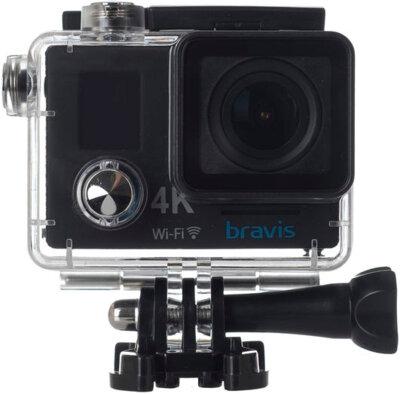 Экшн-камера Bravis A5 Black 1