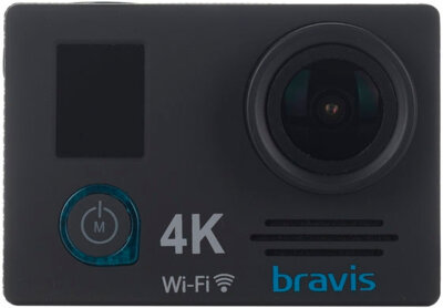 Экшн-камера Bravis A5 Black 3