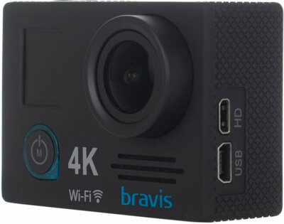 Экшн-камера Bravis A5 Black 4
