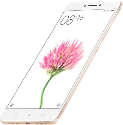 Смартфон Xiaomi Mi Max 64Gb Gold Українська версія 3