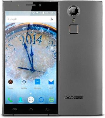 Смартфон Doogee F5 Gray 4