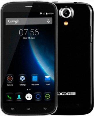 Смартфон Doogee NOVA Y100X Black 4