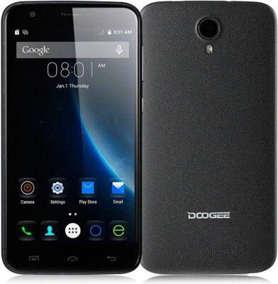 Смартфон Doogee Valencia 2 Y100 Plus Black 4