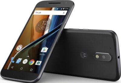 Смартфон Moto G4 (XT1622) 16GB Black 6