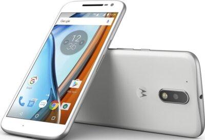 Смартфон Moto G4 (XT1622) 16GB White 6