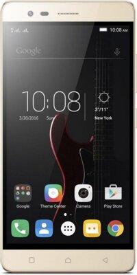 Смартфон Lenovo VIBE K5 Note Pro Gold 1