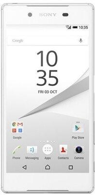 Смартфон Sony Xperia Z5 Dual E6683 White 1