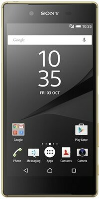 Смартфон Sony Xperia Z5 Dual E6683 Gold 1