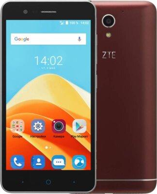 Смартфон ZTE Blade A510 Red 3