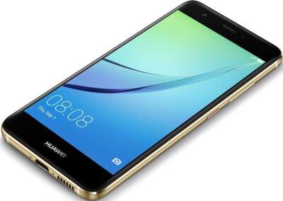 Смартфон Huawei Nova DualSim Gold 11