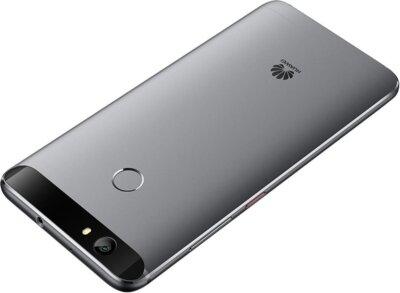 Смартфон Huawei Nova DualSim Grey 12