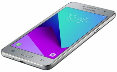 Смартфон Samsung Galaxy J2 Prime Silver 3