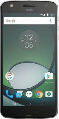 Смартфон Moto Z Play (XT1635-02) Black/Silver 1