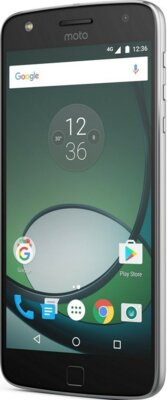 Смартфон Moto Z Play (XT1635-02) Black/Silver 4