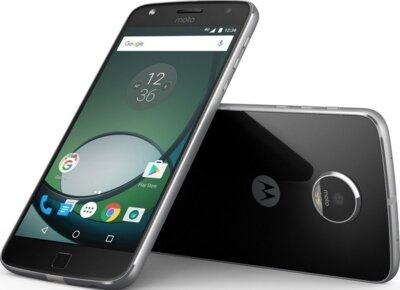Смартфон Moto Z Play (XT1635-02) Black/Silver 6