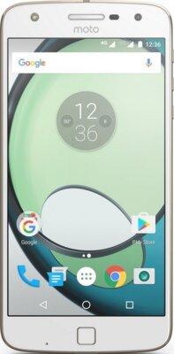 Смартфон Moto Z Play (XT1635-02) White/Fine Gold 1