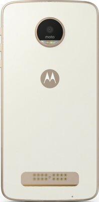 Смартфон Moto Z Play (XT1635-02) White/Fine Gold 2