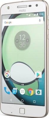 Смартфон Moto Z Play (XT1635-02) White/Fine Gold 4