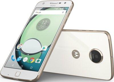 Смартфон Moto Z Play (XT1635-02) White/Fine Gold 6