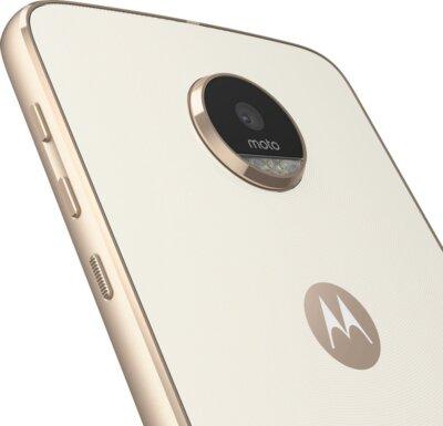 Смартфон Moto Z Play (XT1635-02) White/Fine Gold 7