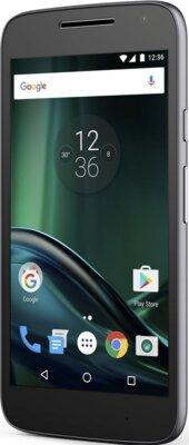Смартфон Moto G4 Play (XT1602) Black 4