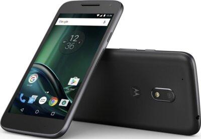 Смартфон Moto G4 Play (XT1602) Black 6