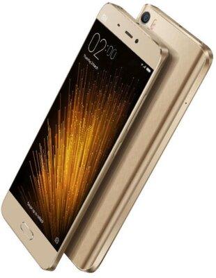 Смартфон Xiaomi Mi5 64Gb Gold Українська версія 3