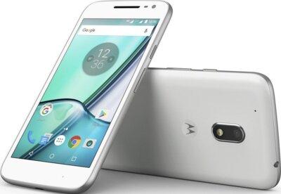 Смартфон Moto G4 Play (XT1602) White 6