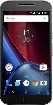 Смартфон Moto G4 Plus (XT1642) 16Gb Black 1
