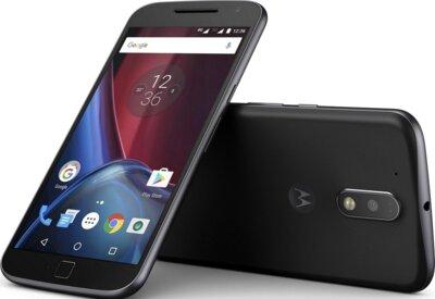 Смартфон Moto G4 Plus (XT1642) 16Gb Black 6