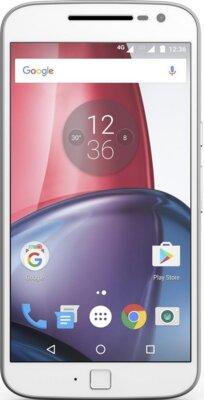 Смартфон Moto G4 Plus (XT1642) 16Gb White 1