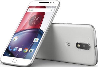 Смартфон Moto G4 Plus (XT1642) 16Gb White 6