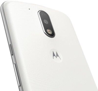 Смартфон Moto G4 Plus (XT1642) 16Gb White 7