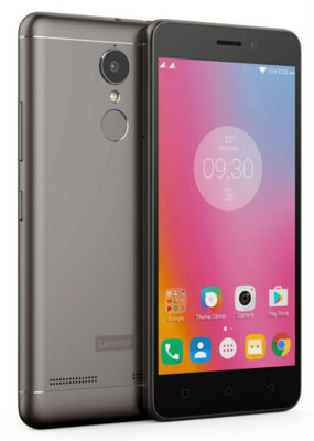 Смартфон Lenovo K6 Power (K33a42) Gray 4