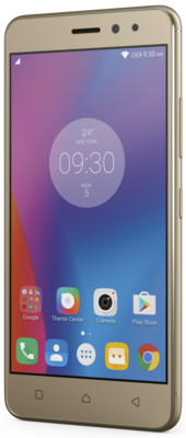 Смартфон Lenovo K6 (K33a48) Gold 6