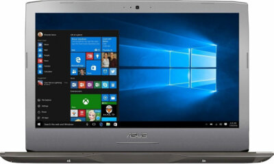 Ноутбук ASUS ROG G752VS (G752VS-GB060R) 1